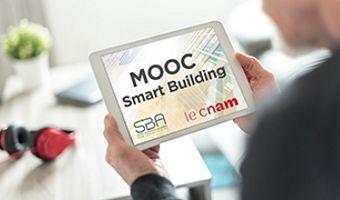 Prochaine session du MOOC SMART BUILDING le 16 septembre : inscrivez-vous !