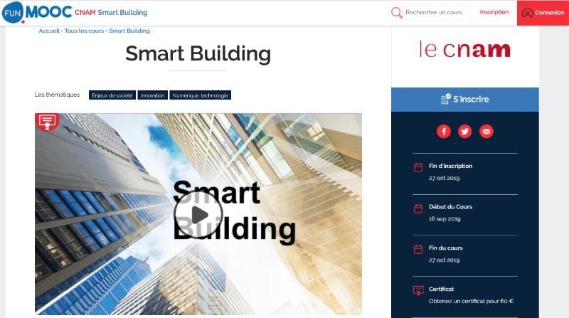 Ensemble, travaillons à l'évolution des métiers du bâtiment intelligent.