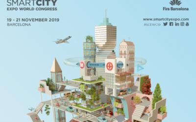 LA SMART CITY FAIT CONGRÈS À BARCELONE : RETOUR LE SMART CITY EXPO WORLD CONGRESS 2019