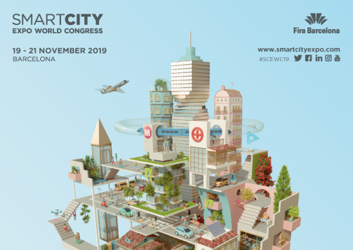 LA SMART CITY FAIT CONGRÈS À BARCELONE : RETOUR LE SMART CITY EXPO WORLD CONGRESS 2019