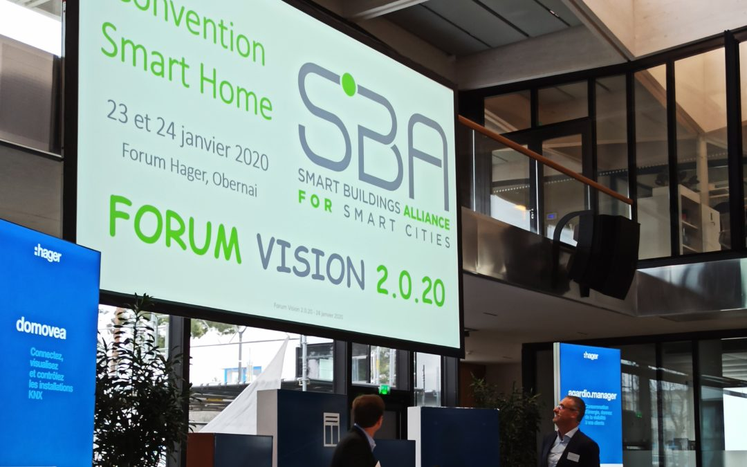 CONVENTION SMART HOME : QUEL AVENIR POUR LES INTÉGRATEURS SMART BUILDING ?