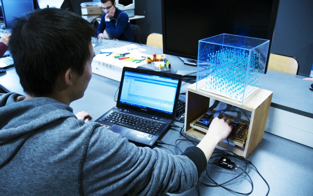 Une école de l'IoT ouvre à Orléans en 2020