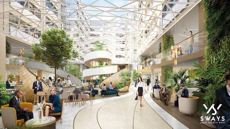 Pour des espaces de travail qui s'adaptent aux usages et s'ouvrent sur la ville