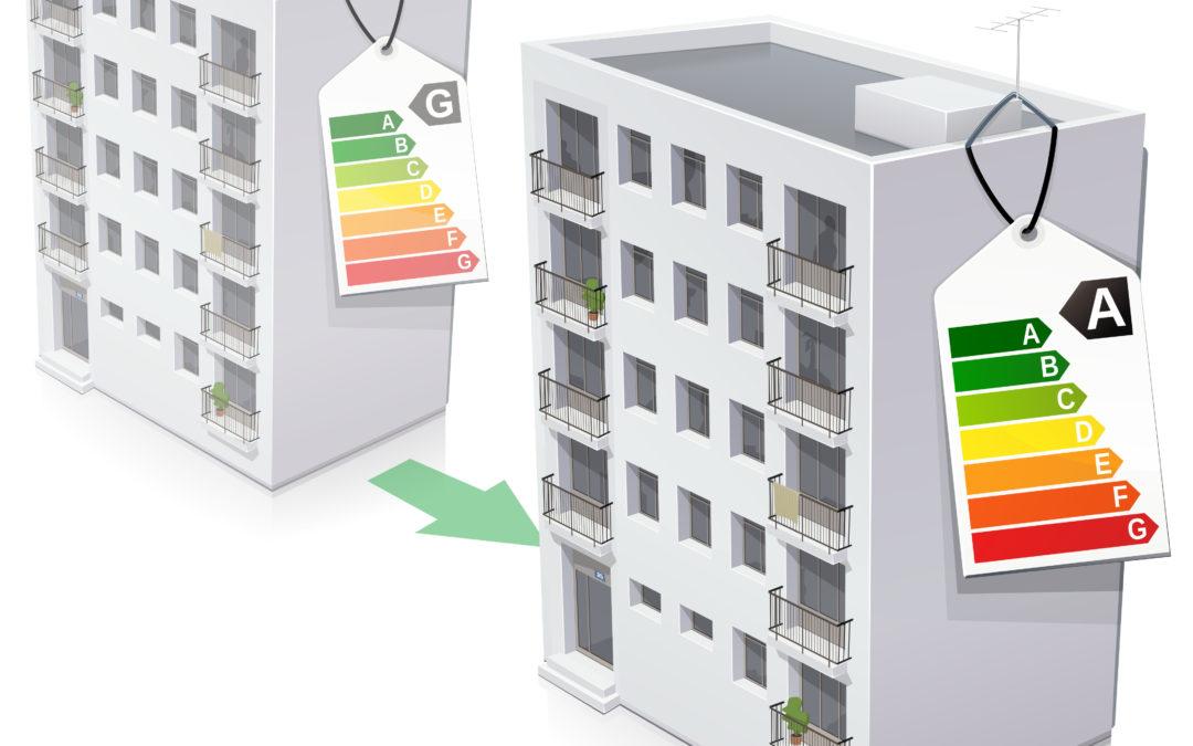 Rénovation énergétique des bâtiments : le juste équilibre entre bâti, systèmes actifs et numérique