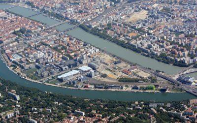 La rénovation énergétique du quartier durable de Lyon-Confluence