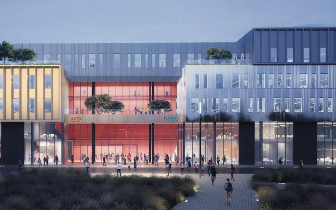 Mention Très Bien pour la connectivité du Campus métropolitain de Dijon