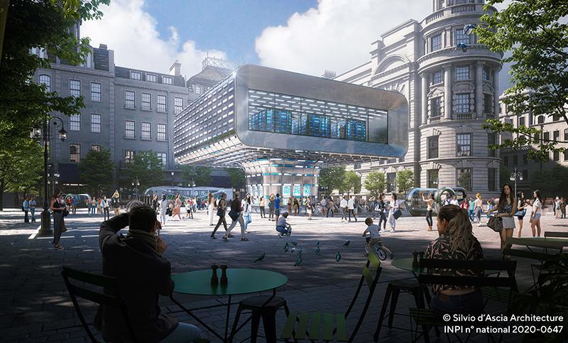 La vision d'une 3è révolution urbaine où la ville intelligente se dote d'un cerveau partagé