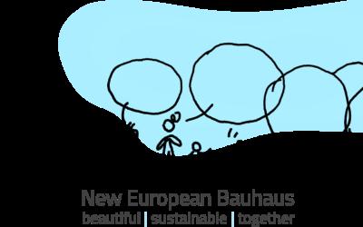 Le NBE arrive… pour façonner ensemble des formes de vie plus belles, plus durables et plus inclusives !